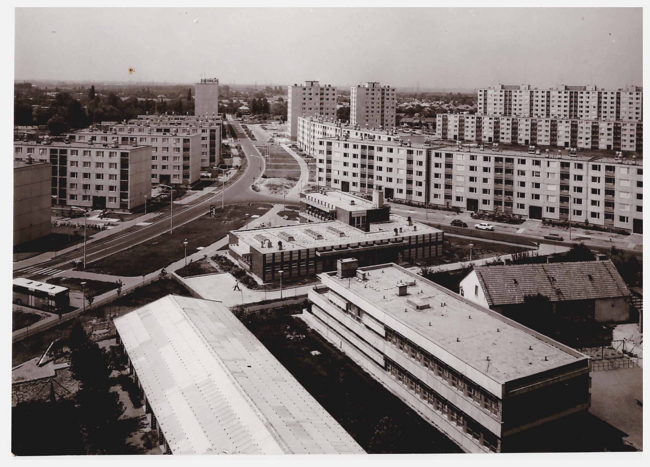 Budapesti krt-Sólyom utca sarok