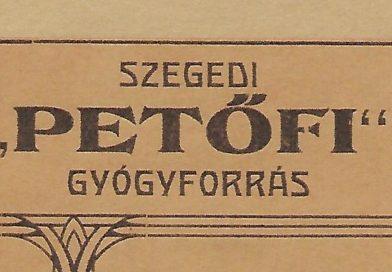 Gömör Béla: Petőfi-forrás