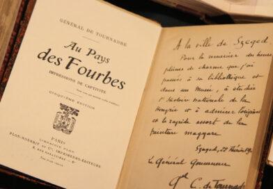 Nagy Miklós: Párizsi levéltári adalékok az 1918/20-as szegedi francia megszállás történetéhez