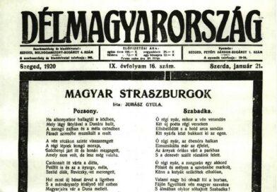 Nagy Miklós: Trianon és Szeged